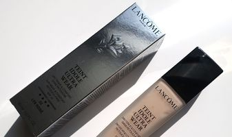 Foundation review - Lancôme Teint Idole Ultra Wear foundation SPF15 (vernieuwd)