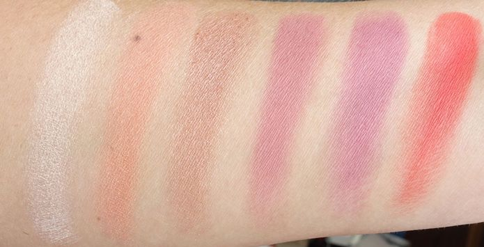 NARSissist Unfiltered Cheek Palette II by NARS #14