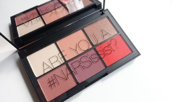 NARS Unfiltered I & II Cheek palette - swatches & review