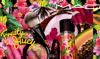 MAC Fruity Juicy collectie NL release mei 2017
