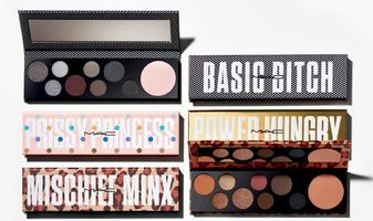 MAC Girls palettes collectie NL release oktober 2017