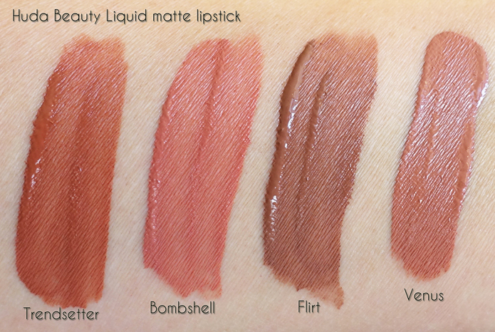 Liquid Matte Lipstick by Huda Beauty #5