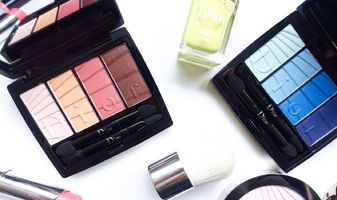 Dior Colour Gradation collectie - review & look
