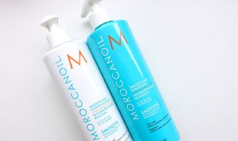 Debbie's favorieten - Moroccanoil shampoo & conditioner