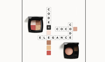 Chanel Coco Codes lente/zomer make-up collectie 2017