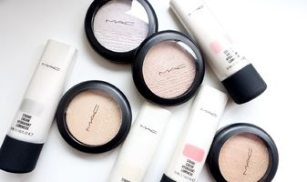 MAC Strobe cream in nieuwe tinten & Extra Dimension highlighters