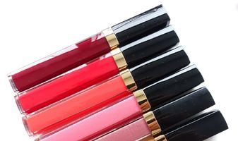 Chanel Rouge Coco Gloss - swatches & review