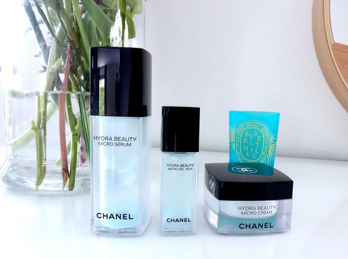 chanel hydra beauty micro creme review