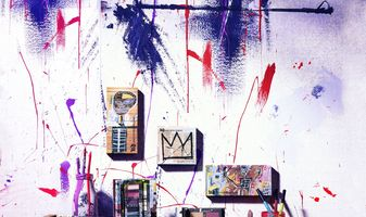 Urban Decay Jean-Michel Basquiat collectie