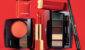 Chanel Collection Libre 2017 Numeros Rouges - deze Chanel exclusive wil je hebben!