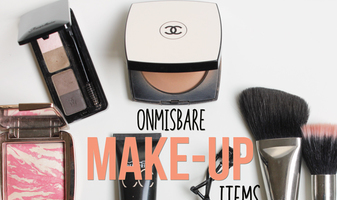 Onmisbare make-up items