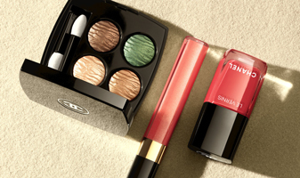 Chanel In the summerlight zomer make-up collectie 2016