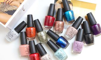 OPI Venetië herfst nagellak collectie - review & swatches