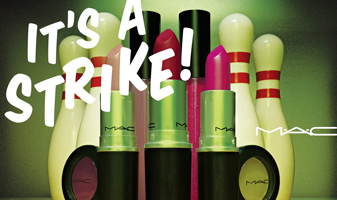 MAC It's a strike collectie NL release 25 augustus 2016