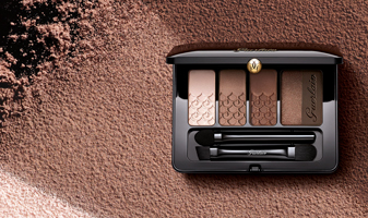 Guerlain Automne Collection 2016 - nieuwe Palette 5 couleurs