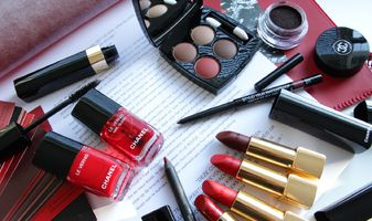 Chanel Le Rouge collection no.1 - review