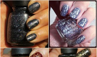 Glitternagellak verwijderen - the very easy way