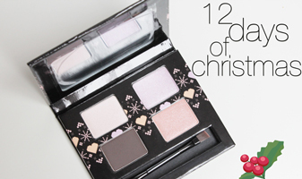 12 days of christmas winactie - The Body Shop Holiday eye palette Dolly Pastels