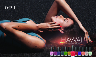 OPI Hawaii lente 2015 nagellak collectie