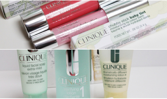 12 days of christmas winactie - dag 8 Clinique 3 stappen plan & Chubby sticks