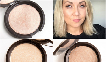 Beautyscene Adventskalender 2015 dag 6 - Becca Shimmering Skin Perfector Pressed Highlighter