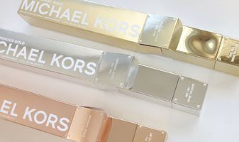 Beautyscene Adventskalender 2015 dag 7 - Michael Kors Gold Collection eau de parfum