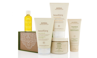 Beautyscene Adventskalender 2015 dag 9 - Aveda A gift of spa nights pakket