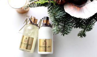 Beautyscene Adventskalender 2015 dag 16 - Molton Brown Vintage 2015