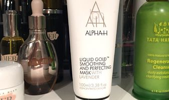 Beautyscene Adventskalender 2015 dag 22 - Alpha-H Liquid Gold Smoothing and perfecting mask
