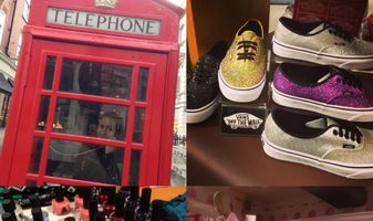 Bo's top 10 places to shop in London
