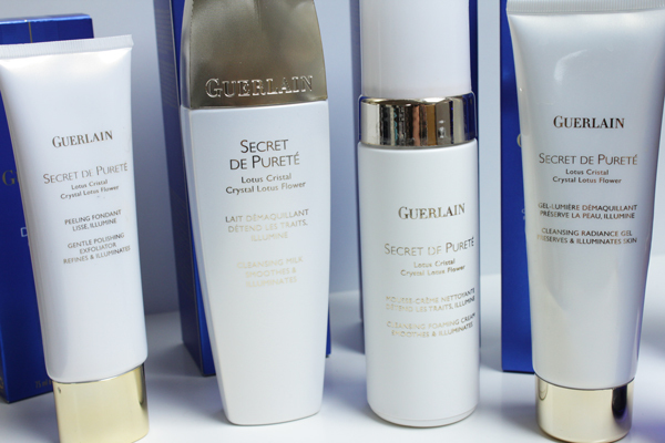 Debbies Favorieten Guerlain Secret De Pureté 2 Stappen Reiniging