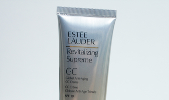 Estée Lauder Revitalizing Supreme CC creme SPF 10 review