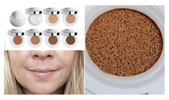 Foundation review - Lancôme Miracle Cushion foundation SPF 23