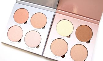 First impression & swatches - Anastasia Beverly Hills Glow Kit Gleam & That Glow