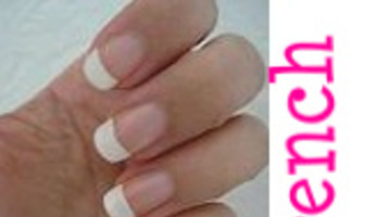 How to: French manicure in 3 stappen!