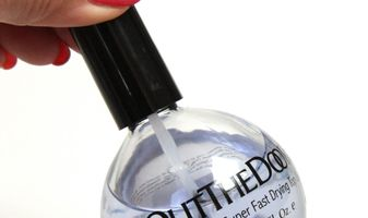 Editor's choice - INM Out the door super fast drying top coat