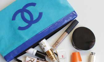What's in my (beauty) bag?