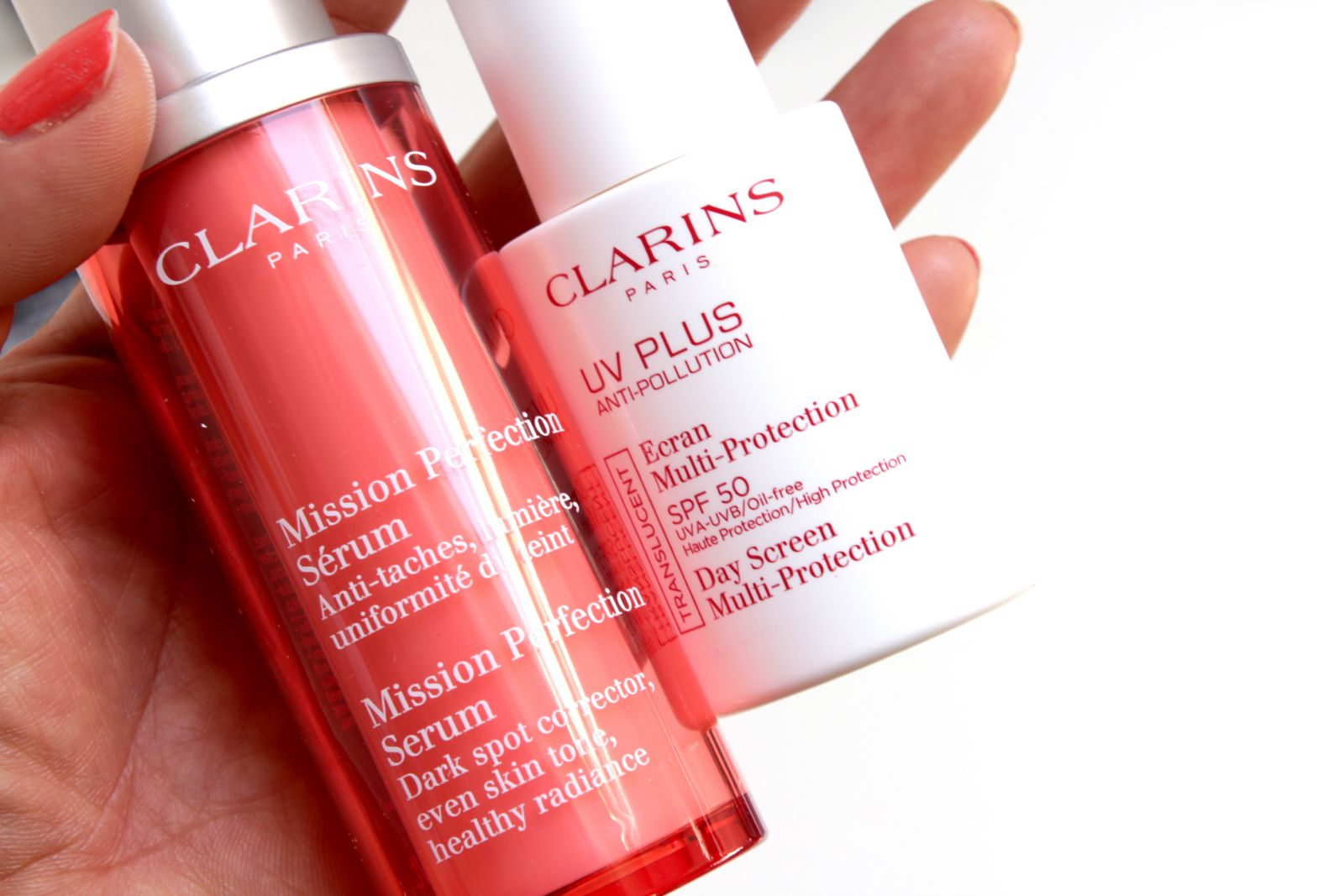 Mission Perfection Serum by Clarins #6