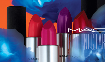 MAC Blue Nectar collectie NL augustus 2016