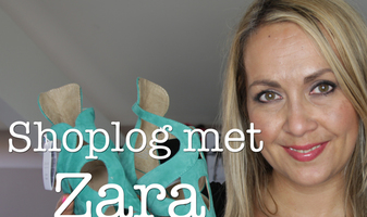 Video - shoplog van Jo Malone, Zara & Skins