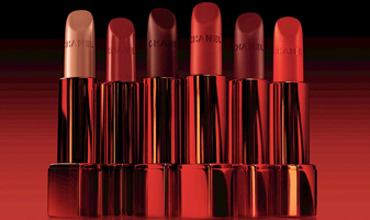Chanel Le Rouge collection no.1 - herfst make-up collectie 2016