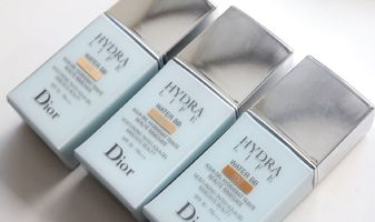 Foundation review - Dior Hydra Life Water BB SPF30