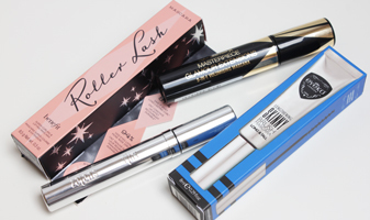 Mascara's in de test - Benefit, Eyeko, Zelens & Max Factor