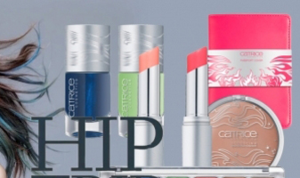 Catrice Limited edition - Hip Trip review en swatches