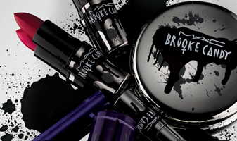 MAC Brooke Candy collectie NL 5 mei 2016