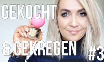 Video - gekocht & gekregen # 3 | Urban Decay, MAC Strobe Cream, Kylie Cosmetics & Dior