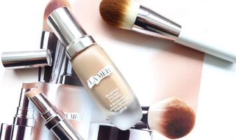 Foundation review - La Mer the soft fluid long wear foundation SPF 20