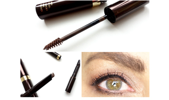 Natural brows met Tom Ford Brow Sculptor & Fiber Brow Gel
