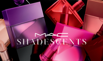Smell like your favorite lipstick - MAC Shadescents collectie NL release februari 2017