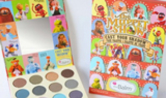 The Balm & The Muppets Cast your shadow palette, so cute!